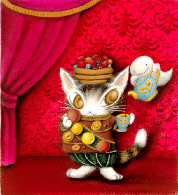 猫のダヤンフェア開催!!