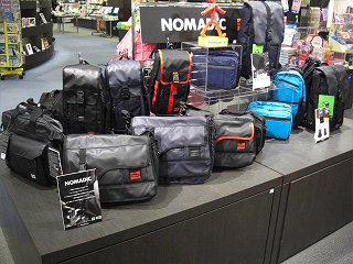 NOMADICバッグフェア