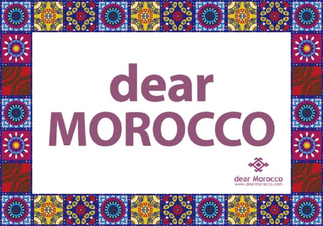 dear MOROCCO
