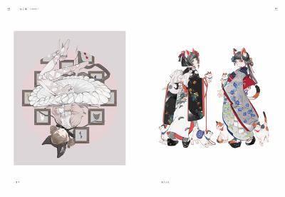 「ガールズイラストレーション」発売記念 イラスト展