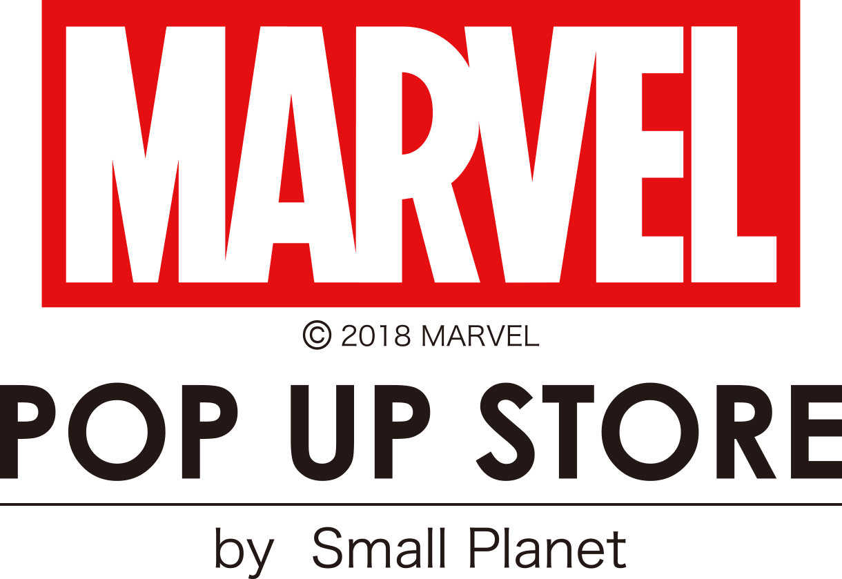 MARVEL POP UP STORE by Small Planet