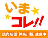 いまコレ!読売新聞(神奈川版)にて連載中