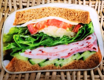 サンドイッチのタオル1