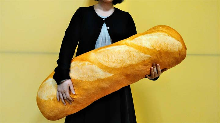 まるでパンシリーズ・特大クッション