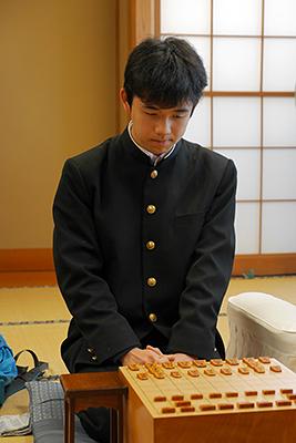 第30期竜王戦ランキング戦6組/対加藤一二三九段戦での藤井四段